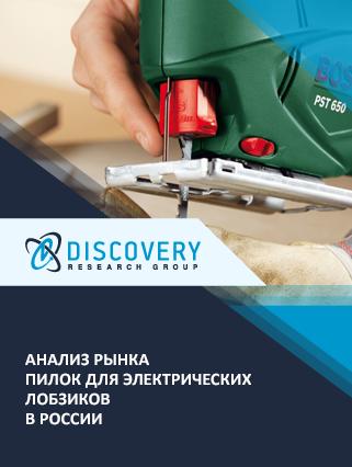Анализ рынка пилок для электрических лобзиков в России