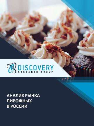 Маркетинговое исследование - Анализ рынка пирожных в России