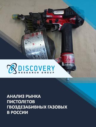 Маркетинговое исследование - Анализ рынка пистолетов гвоздезабивных газовых в России