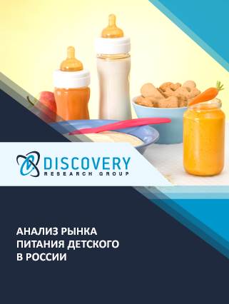 Маркетинговое исследование - Анализ рынка питания детского в России