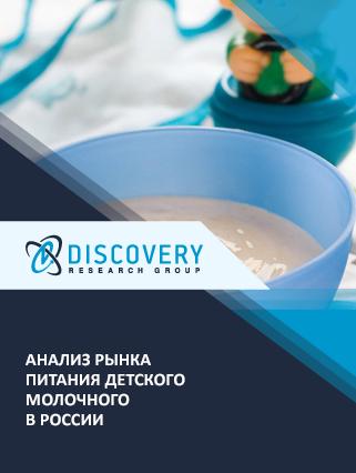 Анализ рынка питания детского молочного в России