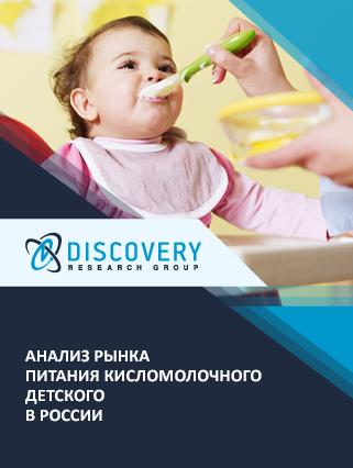 Анализ рынка питания кисломолочного детского в России
