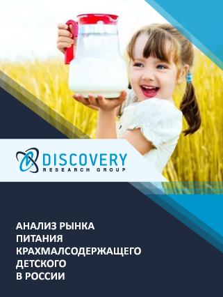 Маркетинговое исследование - Анализ рынка питания крахмалсодержащего детского в России