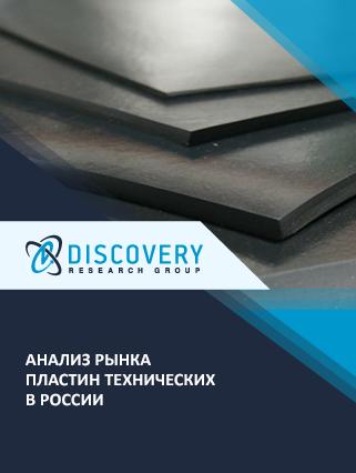 Анализ рынка пластин технических в России