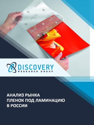 Маркетинговое исследование - Анализ рынка пленок под ламинацию в России