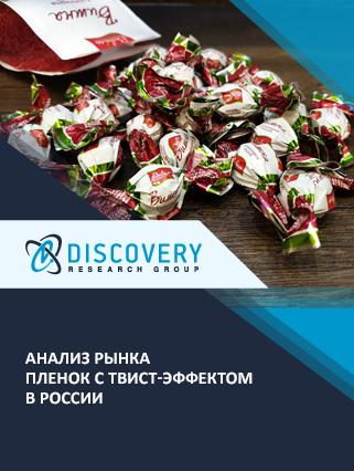 Маркетинговое исследование - Анализ рынка пленок с твист-эффектом в России