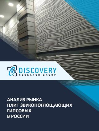 Маркетинговое исследование - Анализ рынка плит звукопоглощающих гипсовых в России