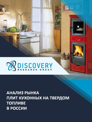 Маркетинговое исследование - Анализ рынка плит кухонных на твердом топливе в России