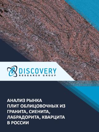 Маркетинговое исследование - Анализ рынка плит облицовочных из гранита, сиенита, лабрадорита, кварцита в России