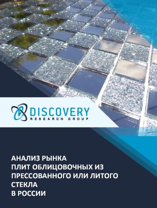 Маркетинговое исследование - Анализ рынка плит облицовочных из прессованного или литого стекла в России