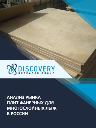 Маркетинговое исследование - Анализ рынка плит фанерных для многослойных лыж в России