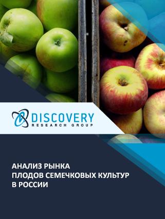 Маркетинговое исследование - Анализ рынка плодов семечковых культур в России