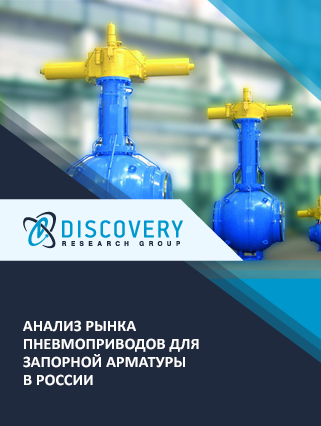 Маркетинговое исследование - Анализ рынка пневмоприводов для запорной арматуры в России