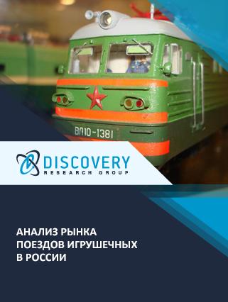 Анализ рынка поездов игрушечных в России