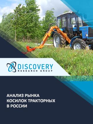 Маркетинговое исследование - Анализ рынка косилок тракторных в России