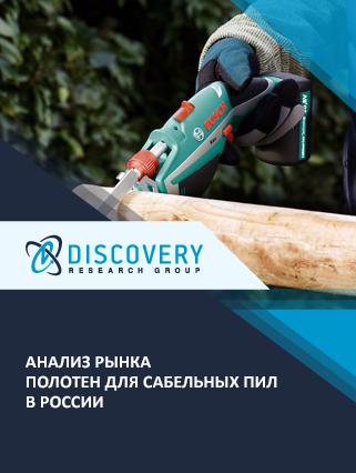 Маркетинговое исследование - Анализ рынка полотен для сабельных пил в России