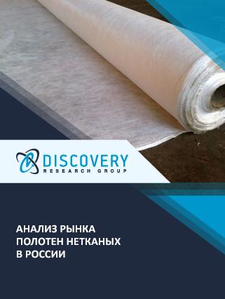 Маркетинговое исследование - Анализ рынка полотен нетканых в России