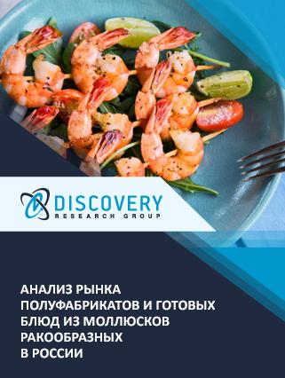 Маркетинговое исследование - Анализ рынка полуфабрикатов и готовых блюд из моллюсков ракообразных в России