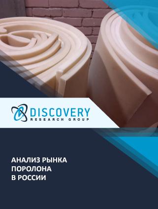 Маркетинговое исследование - Анализ рынка поролона в России (с базой импорта-экспорта)