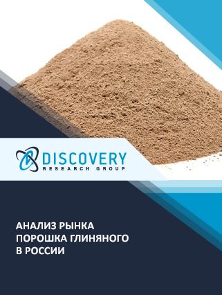 Маркетинговое исследование - Анализ рынка порошка глиняного в России