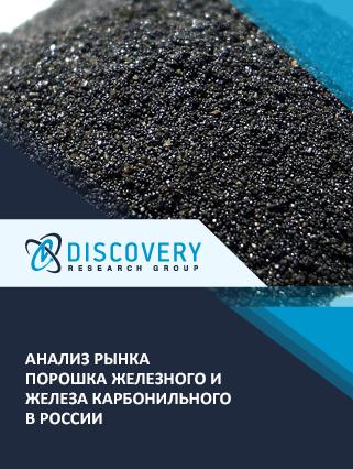Анализ рынка порошка железного и железа карбонильного в России
