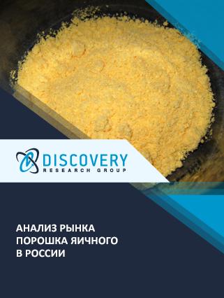 Маркетинговое исследование - Анализ рынка порошка яичного в России