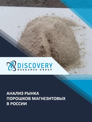 Анализ рынка порошков магнезитовых в России