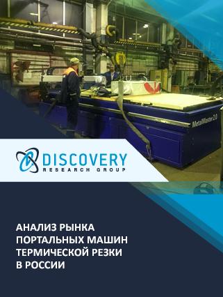 Маркетинговое исследование - Анализ рынка портальных машин термической резки в России