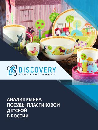 Анализ рынка посуды пластиковой детской в России
