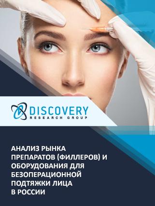 Маркетинговое исследование - Анализ рынка препаратов (филлеров) и оборудования для безоперационной подтяжки лица в России