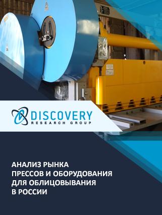 Маркетинговое исследование - Анализ рынка прессов и оборудования для облицовывания в России