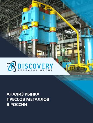 Маркетинговое исследование - Анализ рынка прессов металлов в России