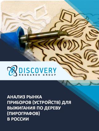 Маркетинговое исследование - Анализ рынка приборов (устройств) для выжигания по дереву (пирографов) в России