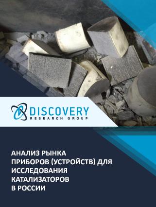 Маркетинговое исследование - Анализ рынка приборов (устройств) для исследования катализаторов в России