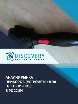 Маркетинговое исследование - Анализ рынка приборов (устройств) для плетения кос в России