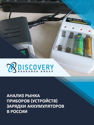 Маркетинговое исследование - Анализ рынка приборов (устройств) зарядки аккумуляторов в России