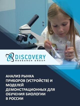 Анализ рынка приборов (устройств) и моделей демонстрационных для обучения биологии в России