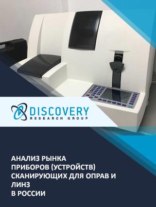 Анализ рынка приборов (устройств) сканирующих для оправ и линз в России