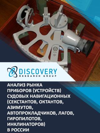 Анализ рынка приборов (устройств) судовых навигационных (секстантов, октантов, азимутов, автопрокладчиков, лагов, гиропилотов, инклинаторов) в России