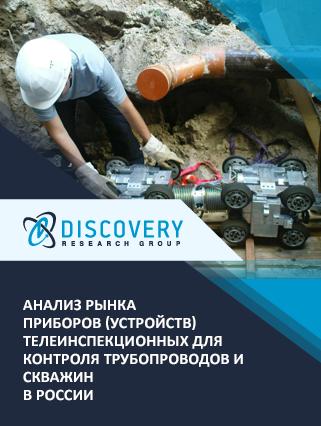 Маркетинговое исследование - Анализ рынка приборов (устройств) телеинспекционных для контроля трубопроводов и скважин в России