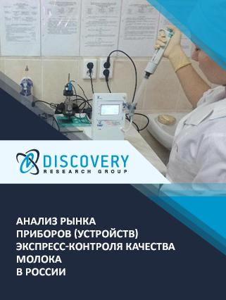 Анализ рынка приборов (устройств) экспресс-контроля качества молока в России