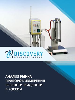 Анализ рынка приборов измерения вязкости жидкости в России