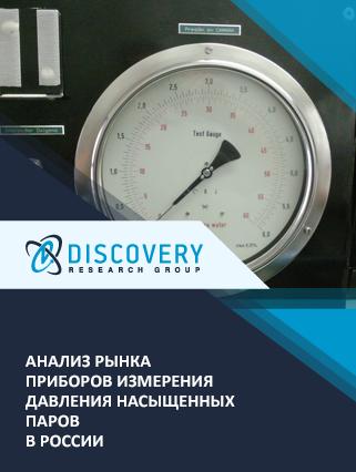 Анализ рынка приборов измерения давления насыщенных паров в России