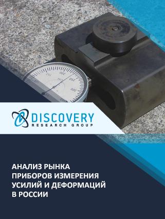 Маркетинговое исследование - Анализ рынка приборов измерения усилий и деформаций в России