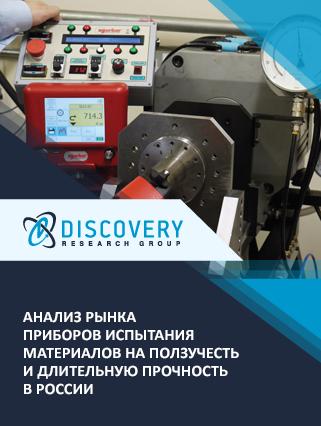 Маркетинговое исследование - Анализ рынка приборов испытания материалов на ползучесть и длительную прочность в России