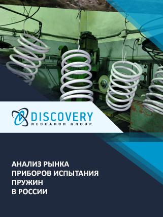 Маркетинговое исследование - Анализ рынка приборов испытания пружин в России