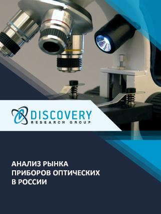 Анализ рынка наблюдательных оптических приборов в России (с базой импорта-экспорта)