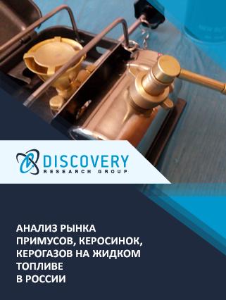 Маркетинговое исследование - Анализ рынка примусов, керосинок, керогазов на жидком топливе в России