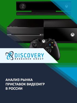 Анализ рынка приставок видеоигр в России
