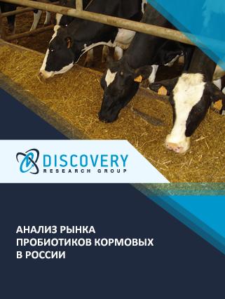 Маркетинговое исследование - Анализ рынка пробиотиков кормовых в России